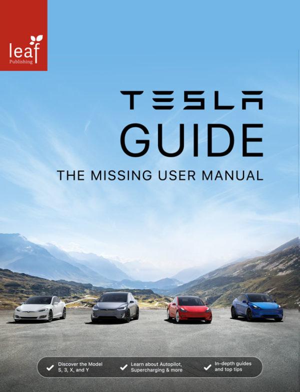 Tesla Guide Book Cover
