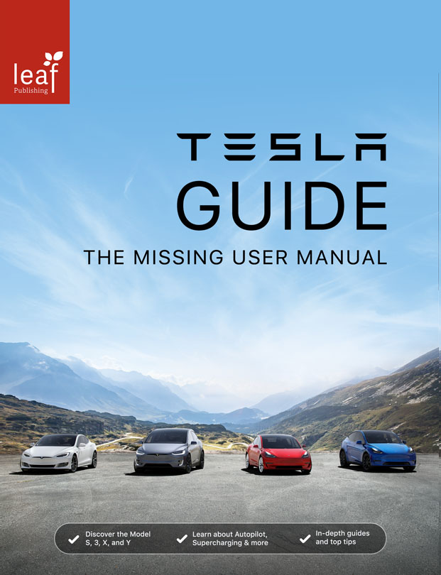 Tesla Guide Book Cover