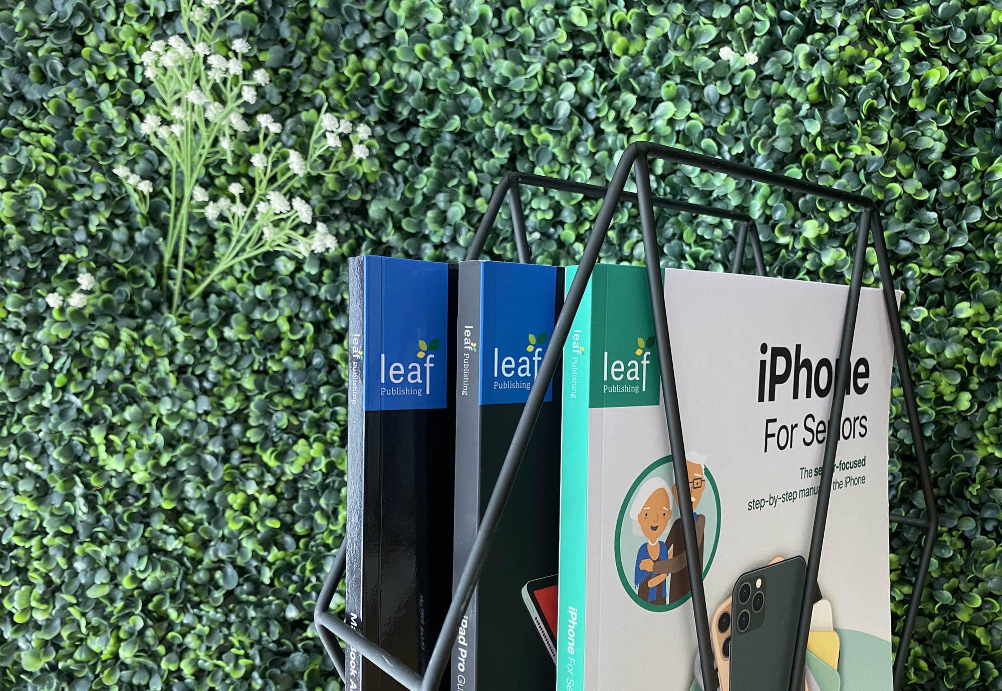 iPhone For Seniors a bestseller