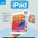 Seniors Guide to iPad cover
