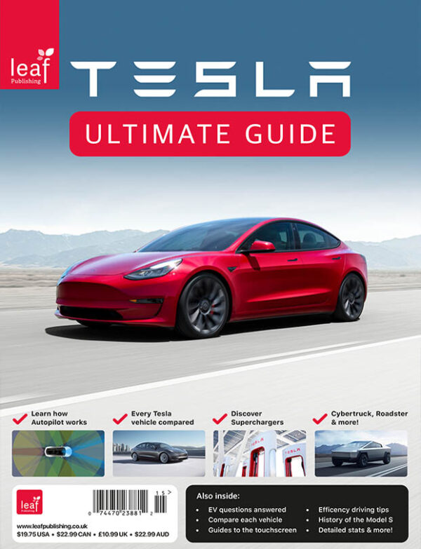 Tesla Ultimate Guide Cover